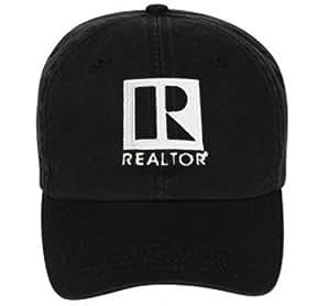 Realtor Logo Cap (Black)