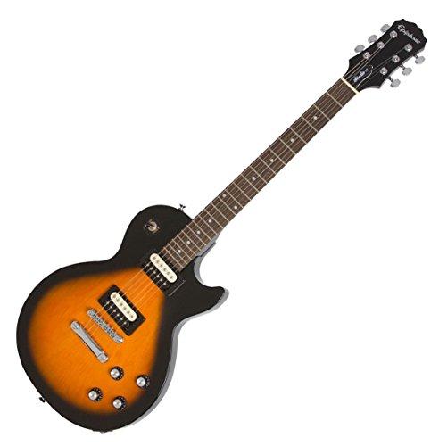 Epiphone ENPTVSNH1 Solid Body Electric Guitars Les Paul Studio LT, Vintage Sunburst ()