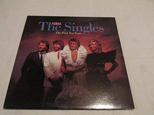 ABBA The Singles The First Ten Years for sale  Delivered anywhere in USA