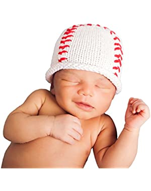 Baby Baseball Newborn Boys or Girls Hospital Hat Gender Neutral