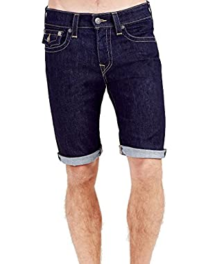 Mens Ricky Shorts With Flap