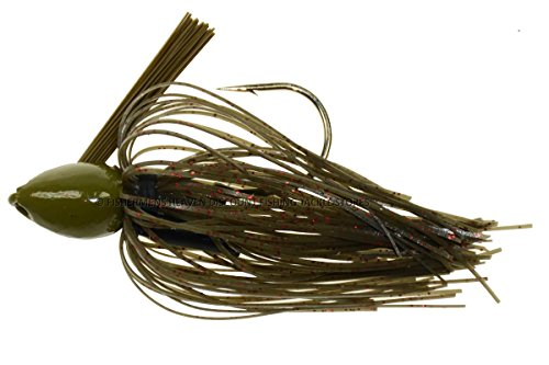 (All Terrain Grass Master Weed Jig (Watermelon Red, 1/2 oz) )
