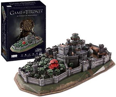 [해외]3D Puzzle: Game of Thrones Winterfell / 3D Puzzle: Game of Thrones Winterfell