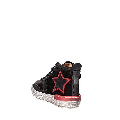 Ciao Bimbi 8757.01 Zapatillas de Deporte Altas Boy Negro