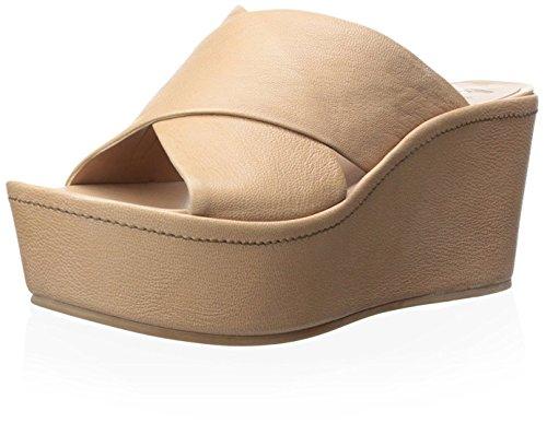 Belle Door Sigerson Morrison Dames Deka Flatform Sandaal Licht Roze