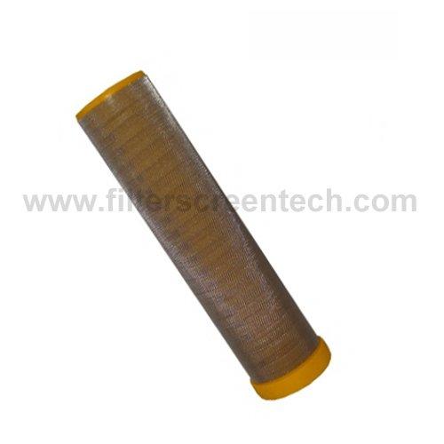 Airless sprayer filter for Wiwa and Binks, Yellow, 70 Mesh. 3 PCS senming
