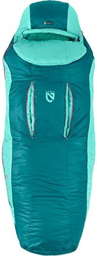 Nemo Women s Viola Stratofiber Sleeping Bag 20 35 Degree