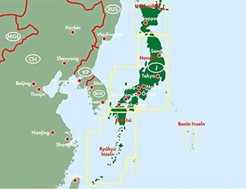 Cartina Giappone In Italiano.Amazon It Giappone 1 1 000 000 Wegenkaart 1 1 000 000 Ak 197 Aavv Libri