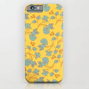 Society6 - Bright Floral Pattern iPhone 6 Case by Aticnomar wangjiang maoyi