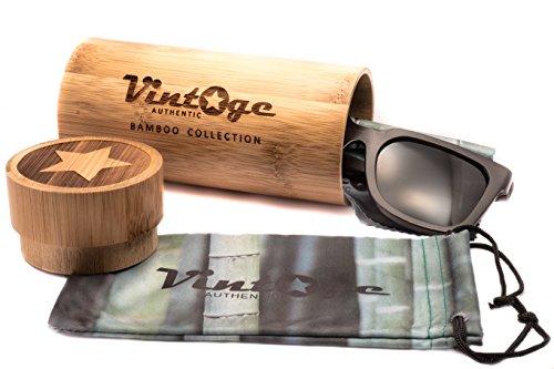 f36b793af9 Bamboo Wood Sunglasses for Men   Women - Polarized .