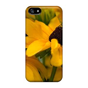 First-class Cases Covers For Iphone 5/5s Dual Protection Covers Yellow Flowers