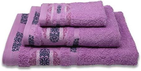 100/% algodón turco conjunto de toallas de 10 piezas conjunto 500 GSM