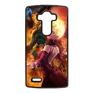 LG G4 Phone Case Black dota 2 WQ5RT7498483