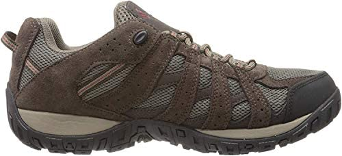 Columbia Men s REDMOND WATERPROOF Wide Hiking Shoe