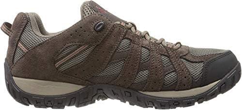 Columbia Men s REDMOND WATERPROOF Wide Hiking Shoe