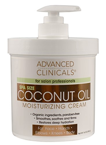 Coconut Cream Skin Care