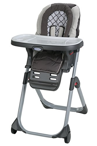 Graco DuoDiner DLX High Chair | Converts to Dining Booster Seat