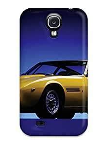 First-class Case Cover For Galaxy S4 Dual Protection Cover Maserati Ghibli 13