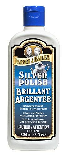 Parker Bailey Silver Polish 8oz