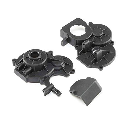 Transmission Case Set - Losi Transmission Case Set &  Gear Cover: LST 3XL-E, LOS242019