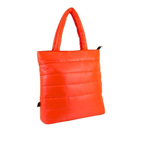 eastsport-ultra-lite-tote-neon-orange