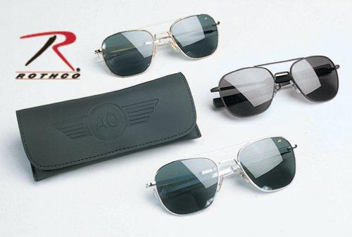 Rothco 55mm AO Original Pilot Sunglasses CE in ()