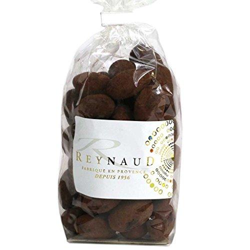 Reynaud Gianduja Chocolate Covered Almonds, 200g Bag