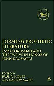 essay on the book of isaiah Bible study project isaiah ch53 donnie shaw december 2012 background: isaiah was written by the prophet isaiah with editing by his disciples, some instances.