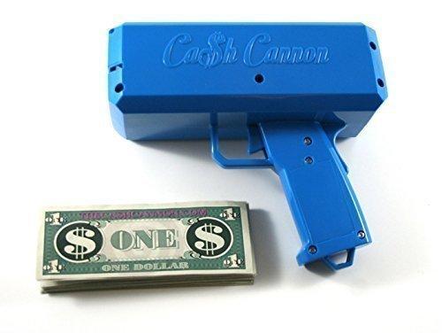 Cash Cannon Money Gun Blue product image