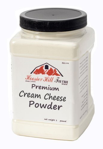 Cream Cheese powder, 1 Lb. by Hoosier Hill Farm by Hoosier Hill Farm
