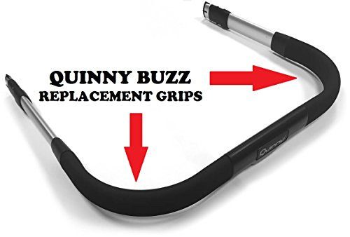 Quinny Buzz handlebar foam replacement grips by Strollergrip