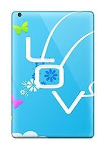 Cute Tpu Beauty Of Love Case Cover For Ipad Mini 4460061I92281753