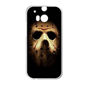 Friday the 13th HTC One M8 Cell Phone Case White DIY Present pjz003_6621358