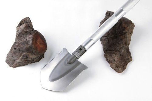 Turning Point Multi-functional Outdoors Camping Hiking Survival Tools Shovel Dragon Pattern by Turning Point (Image #7)