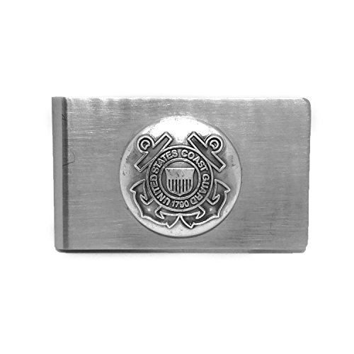 - US Coast Guard Money Clip - Cigar Cutters by Jim Money Clip