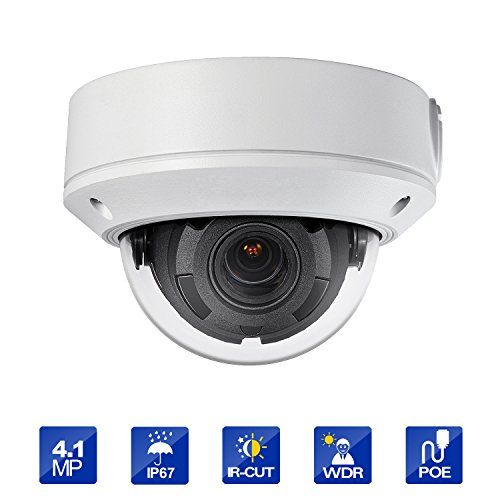 Outdoor Megapixel Dome Security Camera