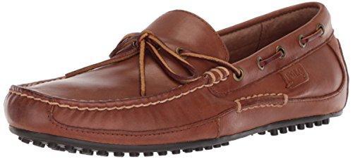 Polo Ralph Lauren Men's Wyndings Driving Style Loafer, Polo tan, 7.5 D US