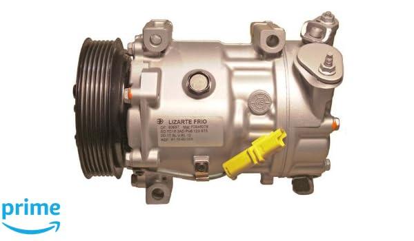 Lizarte 81.10.60.005 Compresor De Aire Acondicionado: Amazon.es: Coche y moto