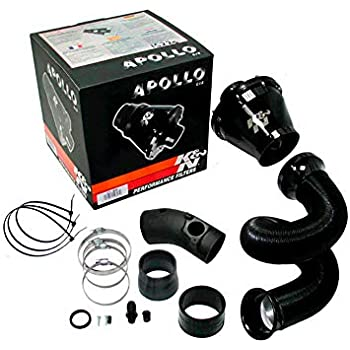 K/&N 57A-6033 Apollo Cold Air Intake System for Mini Cooper//One