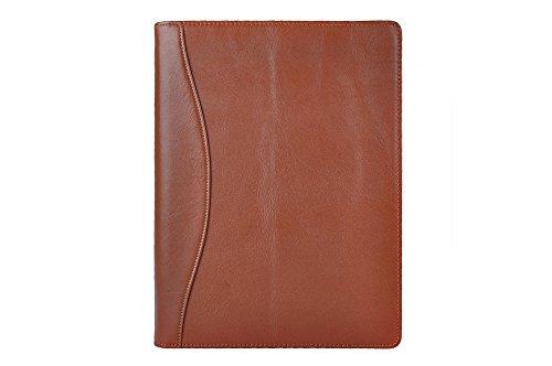 iCarryAlls Leather Organizer Padfolio Letter Size
