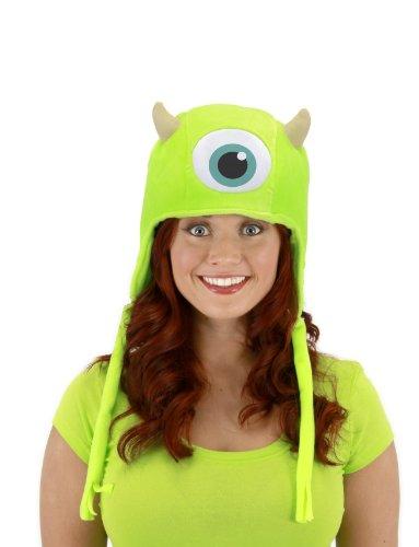 [Elope Monster University Mike Deluxe Hoodie] (Monsters University Hat)