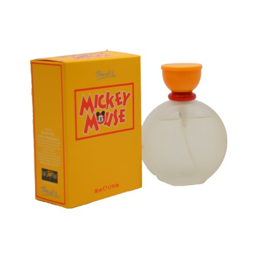 Mickey Mouse Eau De Toilette Spray Kids by Disney, 1.7 Ounce