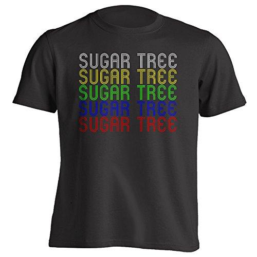 Retro Hometown - Sugar-Tree, TN 38380 - Black - Large - Vintage - Unisex - T-Shirt