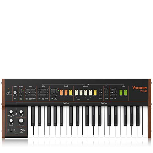 Behringer Synthesizer Software (VOCODER VC340) ()