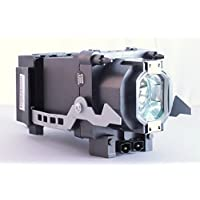 KDF-E50A10 Sony Projection TV Lamp replacement. Lamp Assembly with Genuine Original Osram P-VIP Bulb Inside.