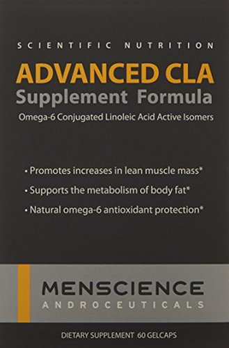 MenScience Androceuticals 3 Month Supply Advanced CLA Supplement Formula by MenScience Androceuticals (Image #2)