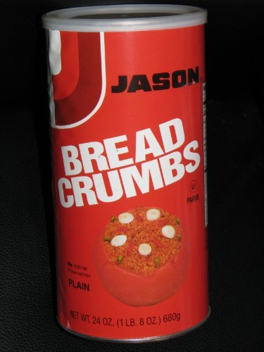 Jason Plain Bread Crumb, 24 Ounce -- 12 per case. by Jason