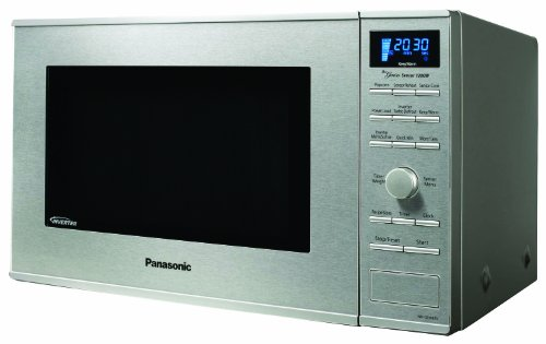 Panasonic Nn Sd681s Genius Prestige Stainless Steel