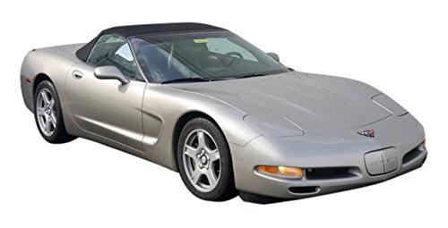 1998 Chevrolet Corvette, 2-Door Convertible, Torch Red/Light Oak