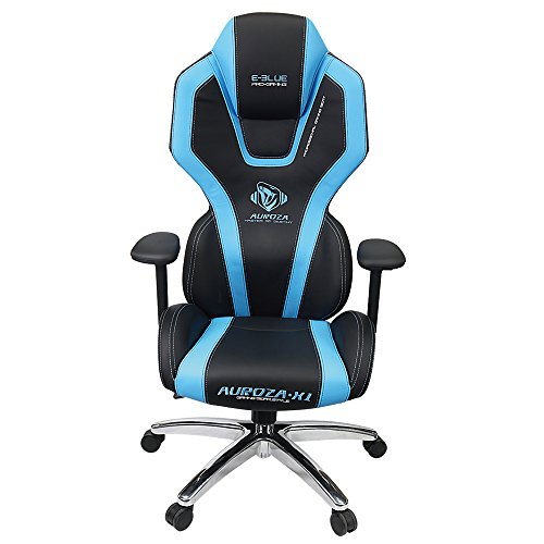 E blue auroza gaming chair for Chaise game free download